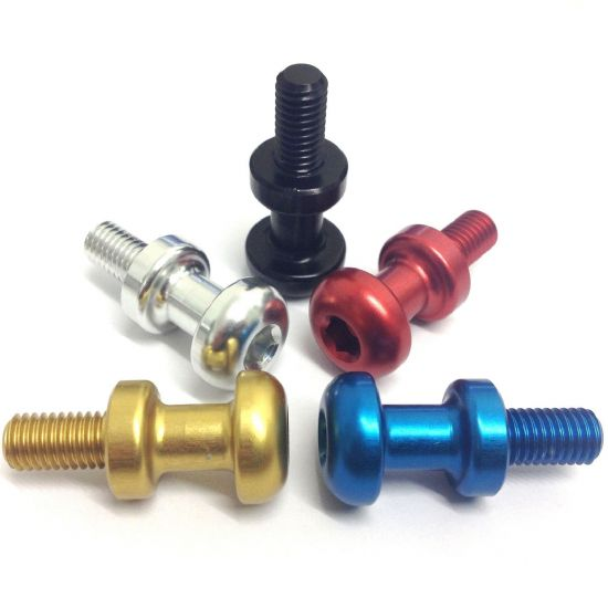Bungee Hook Bolts - Anodised Aluminium