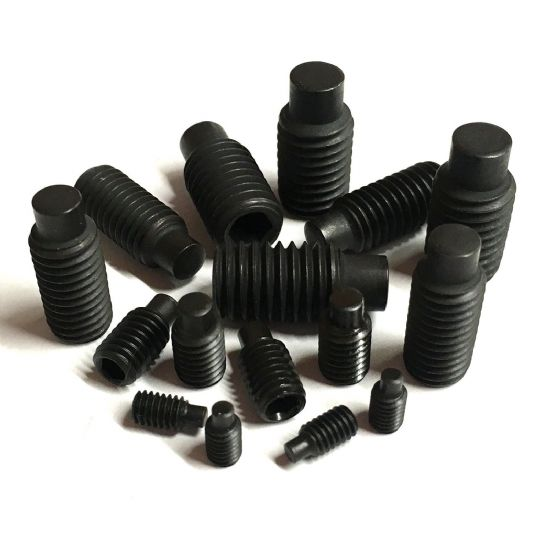 Metric Socket Dog Point Grub Screws - DIN 915