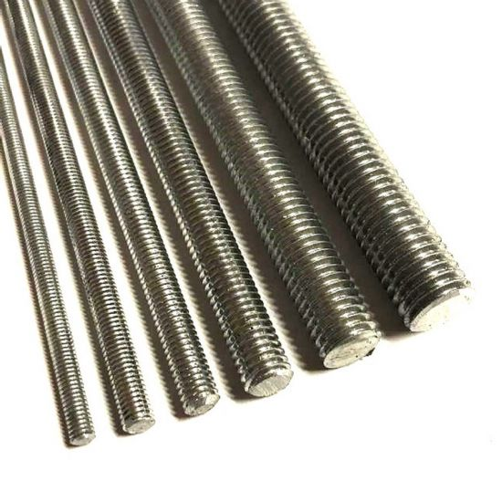 Metric Threaded Bar Aluminium